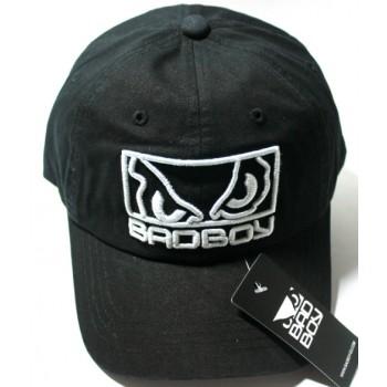 Бейсболка BadBoy черного цвета