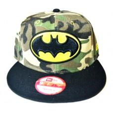 Кепка Batman цвета хаки (милитари) арт.090