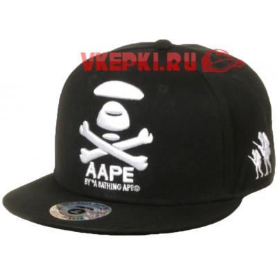 Кепка AAPE черная арт.1335