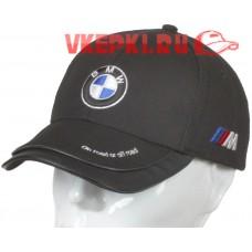 Кепка BMW черная арт.109