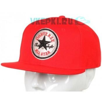 Converse красная кепка