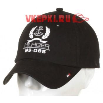 Tommy Hilfiger кепка черного цвета