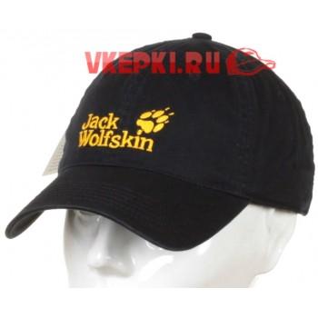 Кепка Jack Wolfskin черная