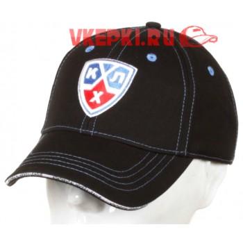 Кепка КХЛ черная