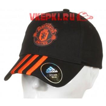 Кепка Manchester United черная арт.1230