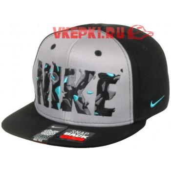 Кепка Nike серая