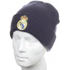 Шапка Real Madrid темно-синий арт.790