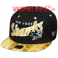Кепка San Jose Sharks арт.1386
