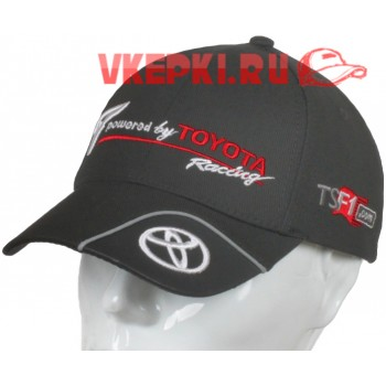 Кепка Toyota черная