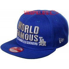 Кепка Los Angeles Dodgers арт.1387