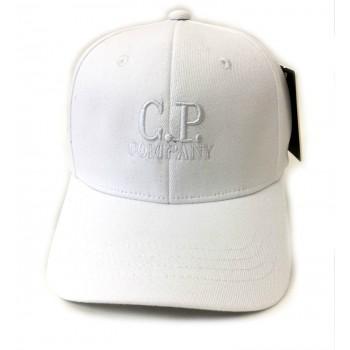 Кепка C.P Company с линзами белая