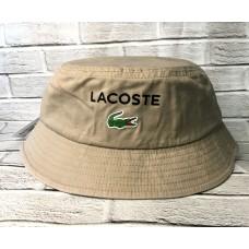 Панама Lacoste Песочный арт. 4010