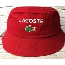 Панама Lacoste Красный арт. 4011