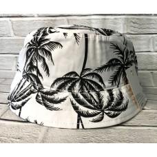 Панама Palma Белый с черным арт. 4013