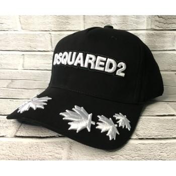 Кепка Dsquared2 20 Черный с белым арт. 4040
