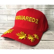 Кепка Dsquared2 20 Красный арт. 4043