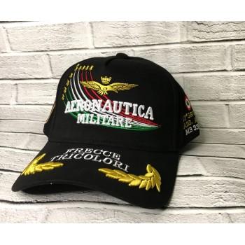 Кепка Aeronautica Militari 1  Черный арт. 4074