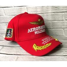 Кепка Aeronautica Militari 1  Красный арт. 4075