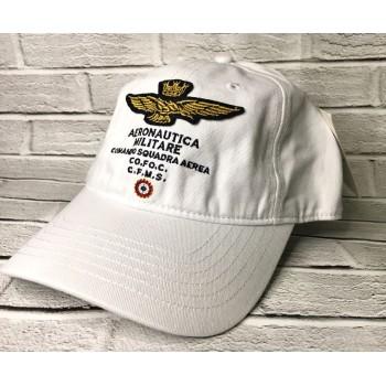 Кепка Aeronautica Militari 2  Белый арт. 4076