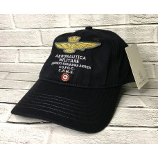 Кепка Aeronautica Militari 2  Черный арт. 4079