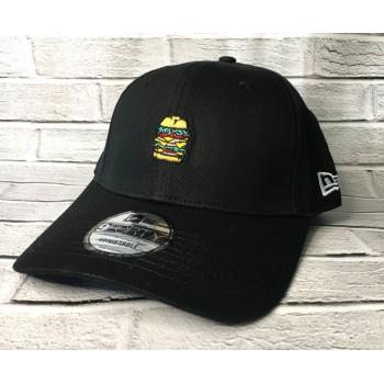 Кепка Burger New Era Черный арт. 4081