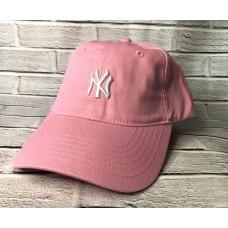 Кепка New York 3 Розовый арт. 4123