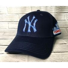 Кепка New York 4 Синий арт. 4129