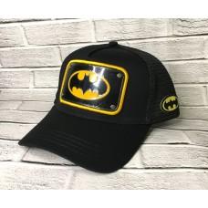 Кепка с сеткой Batman 1 Черный арт. 4153