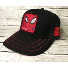 Кепка с сеткой Spider Man Черный арт. 4188