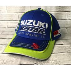 Кепка Suzuki 3 Синий арт. 4228