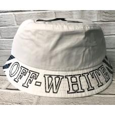 Панама Off White 2 Белый арт. 4235