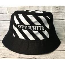Панама Off White Черный арт. 4242