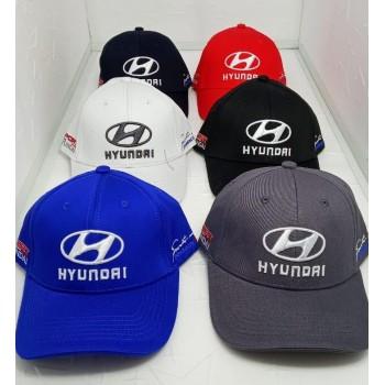 Бейсболка Hyundai арт. 0029
