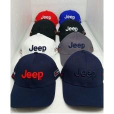 Бейсболка Jeep арт. 0033