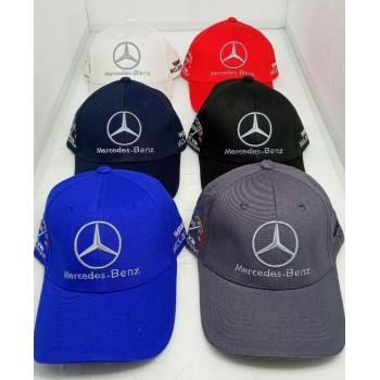 Бейсболка Mercedes арт. 0057