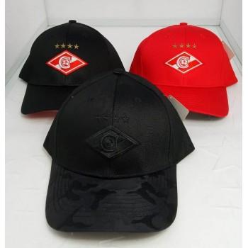 Бейсболка Спартак арт. 0062