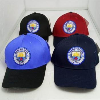 Бейсболка Manchester City арт. 0068