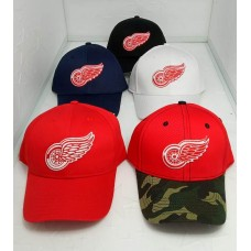 Бейсболка Detroit Red Wings арт.0074