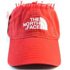 Кепка The North Face красная арт.1626