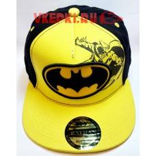 Кепка Batman желтая арт.1430