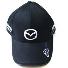 Кепка Mazda черная Арт.124