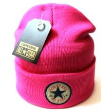 Шапка Converse розовая арт.1028
