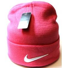 Шапка Nike розовая арт.1036