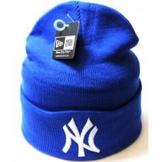 Шапка New York синяя арт.1086