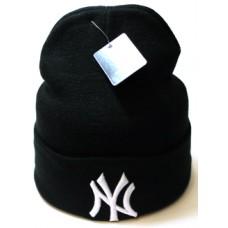 Шапка New York черная арт.1090