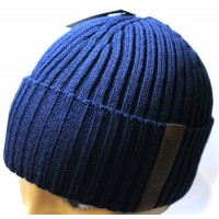 Шапка Calvin Klein Jeans синяя арт.1146