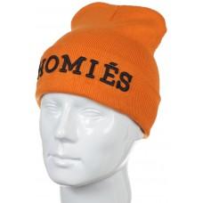 Шапка Homies горчичная  арт.838