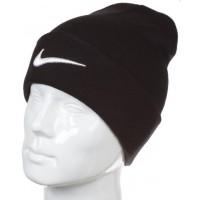 Шапка Nike черная арт.827